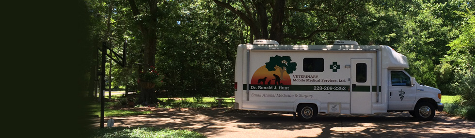 Veterinary Mobile Medical Services | Long Beach, MS 30560